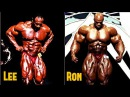 Lee Haney vs Ronnie Coleman - Mr.Olympia Battle