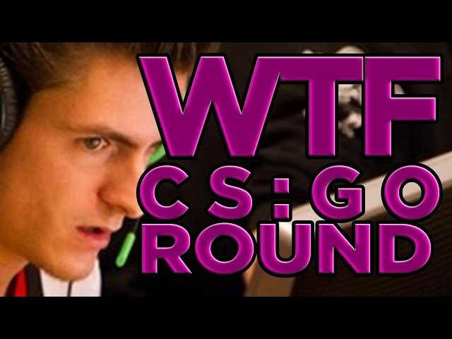 Craziest CS:GO Round Ever: ScreaM AWPing, Ex6TenZ Whiffs 20 Bullets, Flusha 1 vs 2 Deagle Clutch