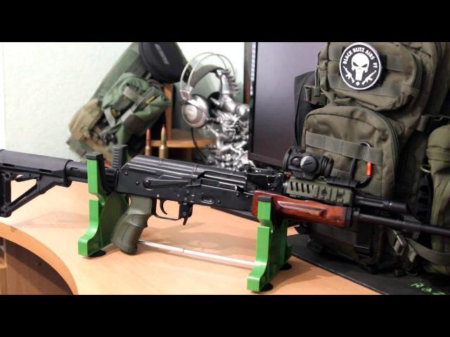 Как стрелять с ак акм ак 47 ак 74 Приведение к бою автомата Калашникова