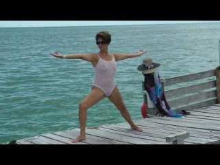 Nearly Naked Yoga Cancun PROMO