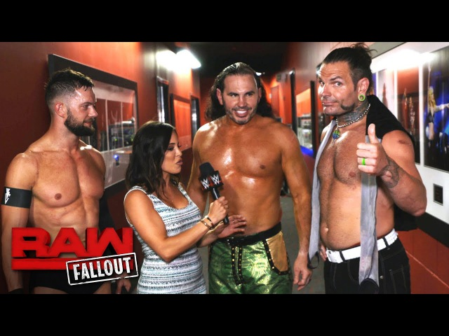 Why Finn Bálor and The Hardy Boyz are such a powerful team: Raw Fallout, June 26, 2017