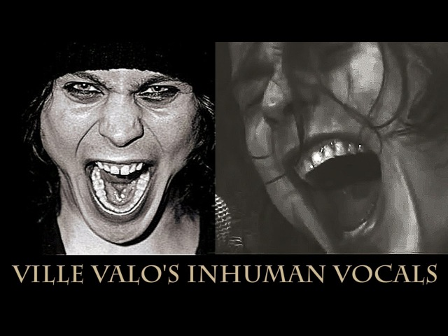 Ville Valo - 40 years of Inhuman Vocals