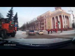 Маски шоу в Кемерово 11.01.2017