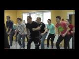 Школа танца КоМИКС - Мастер-класс по сальсе от Gilberto Lamadriz 12.03.2017