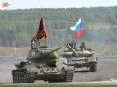 Танки: Т 34-85 против Т-90 | Tanks : T 34-85 vs T-90