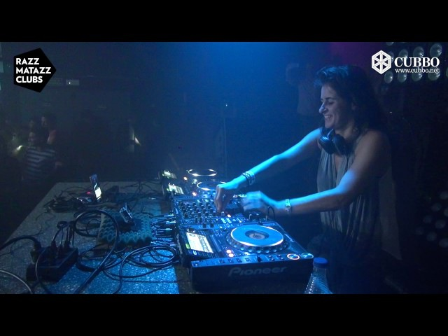 Misstress Barbara @ Razzmatazz, Barcelona, Spain (14.10.2016)