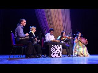 Hamid Reza Dodoo and Mehrabanan. Gala Show. International festival in Dubna/2017.