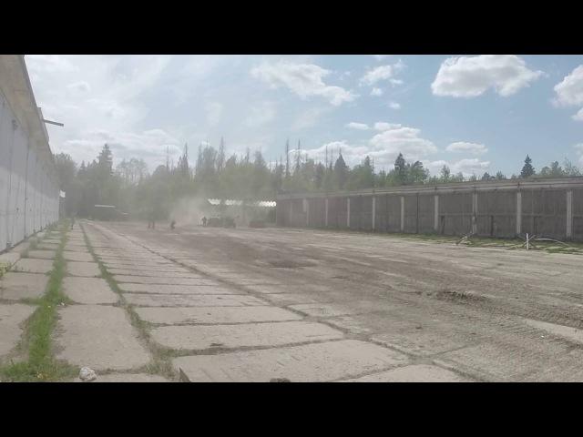ЗИС-3 Выстрел