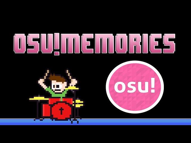 Osu!memories (Blind Drum Cover) -- The8BitDrummer