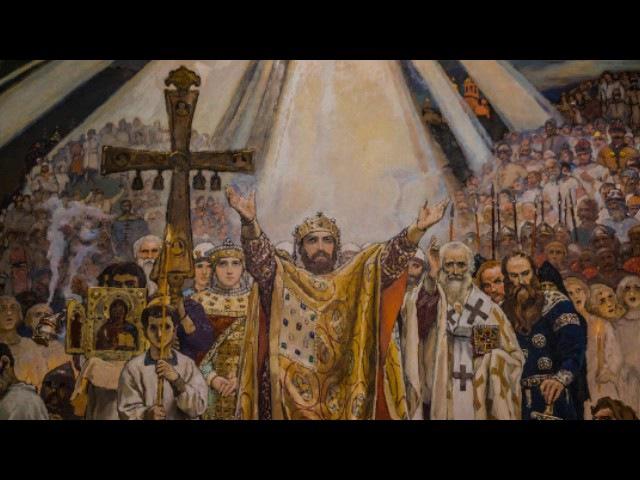 Церковь и государство в Древней Руси (рассказывает историк Игорь Данилевский)