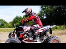Yamaha YFZ 450 Riding Movie Clip