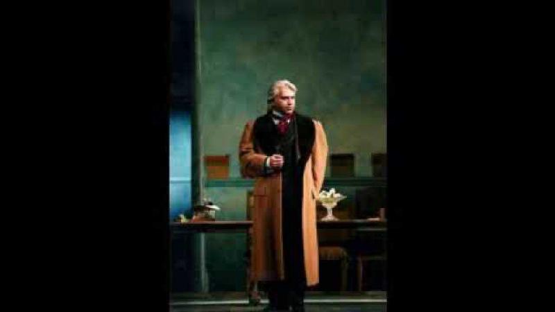 Dmitri Hvorostovsky - Di provenza il mar (La Traviata)
