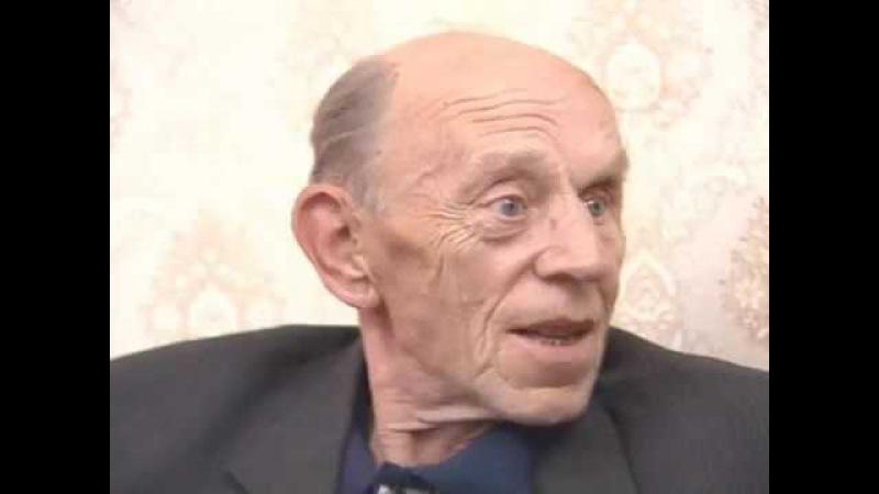Воспоминания ветеранов Великой Отечественной войны: Герман Гоппе - сержант