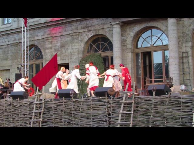 8.Оперетта Свадьба в Малиновке Андрейка и Яринка (ФЕСТИВАЛЬ ОПЕРЕТТА ПАРК)