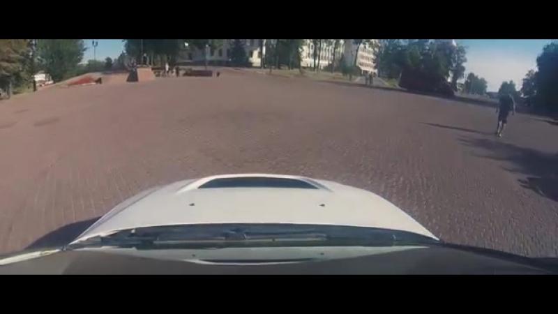 Тест-драйв Mitsubishi Lancer Evolution 9.Пёрл-Харбор