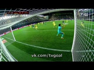 Вильярреал 1-1 Толедо