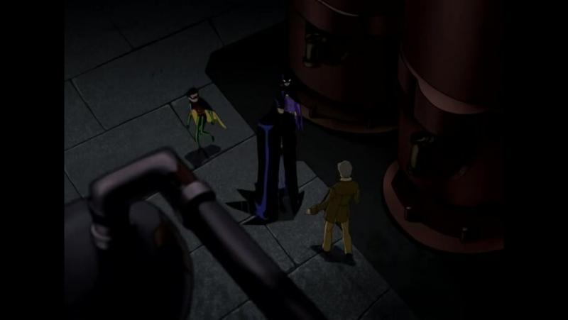 The Batman.Бэтмен (2004-2008) Четвёртый сезон 9 серия