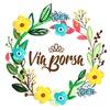 VIA BORSA ♥ Итальянские кожаные сумки