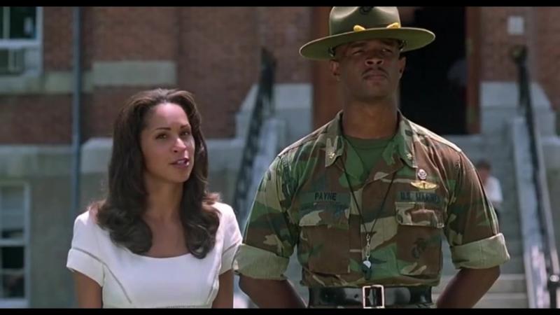 Майор Пэйн - ( ‧ Major Payne ‧ ).комедия 1995 HD (A/R)