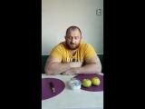 питание до тренировки