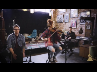 Boulevard of Broken Dreams Green Day cover performed by Lindsey Stirling - GRAMMY ReImagined