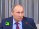 Путин жестко поставил на место Самого умного человека России 1