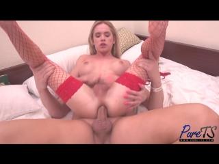[pure-ts] sasha shatalova - petite sasha shatalova enjoys the cock [shemale, sex, anal, cum]