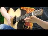 91 Days OP Signal [Fingerstyle Guitar Cover by Eddie van der Meer]