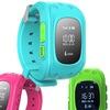 Smart baby watch детские часы с GPS трекером