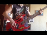 Imagine Dragons - Radioactive (Bass cover)