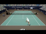 Трейлер Full Ace Tennis Simulator 2017