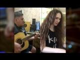 #БАСТА - #Выпускной #Медлячок (Евгений Сафонов и Анна Кольцова)