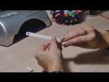 Дизайн ногтей Свитер. Вязаный маникюр