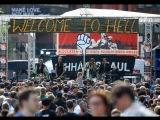 Акции протеста в преддверии саммита #G20HAM в Гамбурге