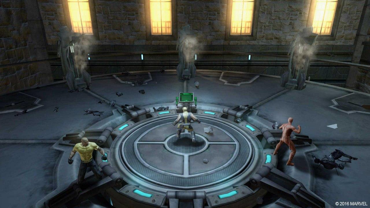 Marvel: Ultimate Alliance (2016) PC - Скриншот 2