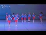 Детские  танцы 3-5 лет