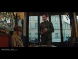 Бесславные Ублюдки | Inglourious Basterds (2009) Шошанна и Фредерик в Кафе
