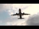 Посадка  R23 URAL AIRLINES  SVR-671 VQ-BDM A-320 ULLI-UNEE