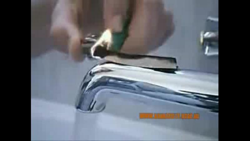 Как сделать дым из пальцев (Просто и прикольно)