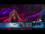 true HD Haley Reinhart What Is and What Should Never Be Top 3 American Idol 2011 (May 18)