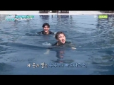 170224 VIXX seal Hyukkie's swimming skills is @ Asia where VIXX Loves ep.6 preview