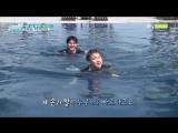 170224 VIXX seal Hyukkie's swimming skills is @ Asia where VIXX Loves ep.6 preview