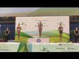 Церемония награждения - многоборье // World Challange Cup 2017, Гвадалахара