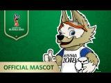 Официальный Талисман Чемпионата мира по футболу FIFA 2018 в России
