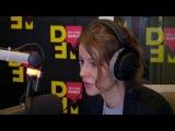 Ирина Старшенбаум в утреннем шоу #VITAMIND с Юлей Паго на #DFM 01022017