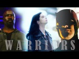 daredevil &amp jessica jones  warriors