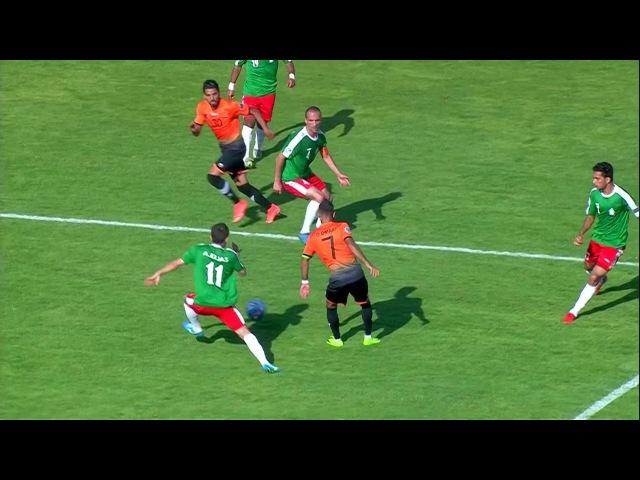 Al Wahda vs Al Wehdat AFC Cup 2017 Zonal Semi final 1st Leg