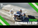 Unboxing Cheerson CX-10W. Маленький FPV квадрокоптер Robotics