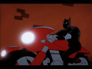 Cult Of The Cat - 15 серия Новые приключения Бэтмена