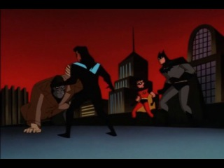 Animal Act - 16 серия Новые приключения Бэтмена